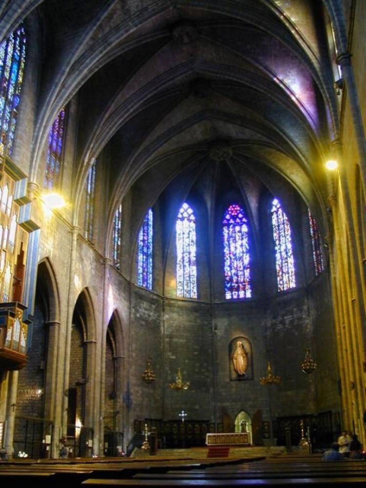 Santa Maria del Pi, Barcelona