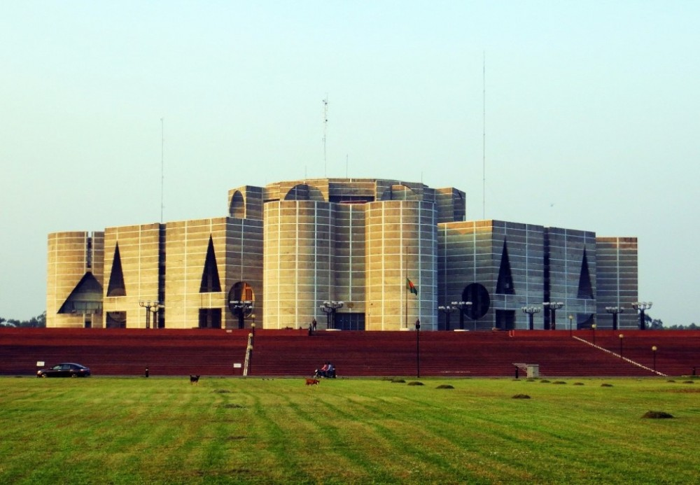 Culture Vulture - Dhaka Parliament and Religious Sites
