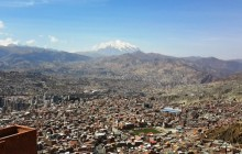 To 3,600 Meters, and Beyond from La Paz