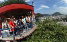 Small Group Corcovado, Christ Statue and Favela Tour
