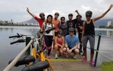 Private Carioca Sunset Bike Tour