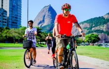 Private Total Rio Bike Tour - Beaches, Bays & Carioca Sunset