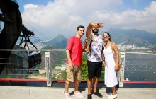 Private Total Rio Tour Combo - Old Town, Sugarloaf & Urca