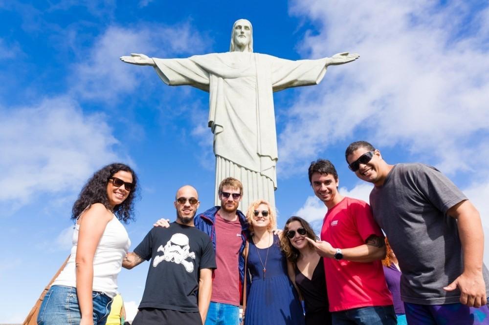 Total Rio Tour Combo: Santa Teresa, Corcovado, Christ & Favela
