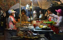 Siem Reap Street Food by Night
