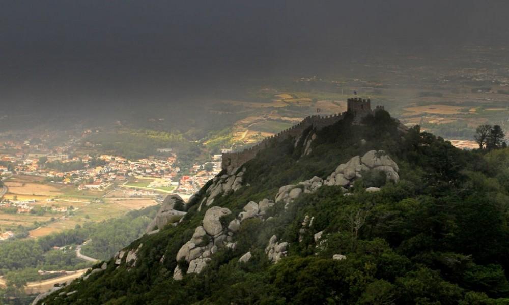 Castle of the Moors - Lisbon