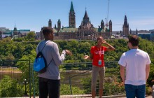 Small Group Canada 150 Plus Walking Tour