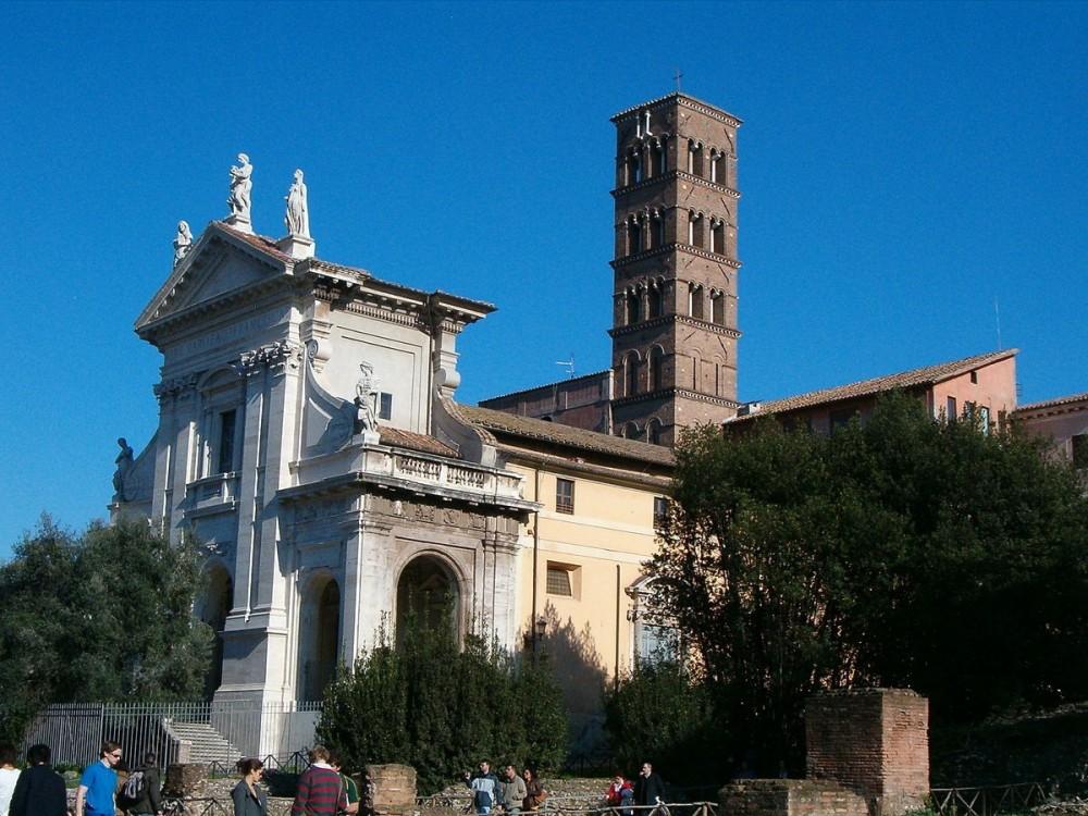 Santa Francesca Romana, Rome