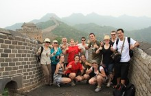 Small Group Great Wall Experience from Beijing