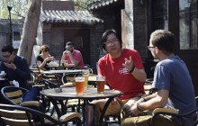 Small Group Searching for Beijing's Best Breweries