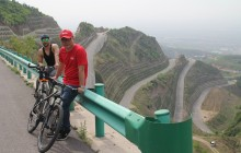 Private Xian: Terracotta Warriors & Lishan Mountain by Bike