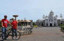 Small Group Cartago Bike & Train Tour