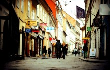 Private Zagreb: Wine & Dine Tour