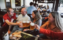 Total Prague Tour: Discovery, Beer & Tapas