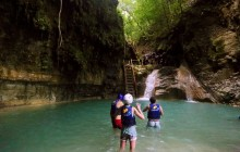 Small Group Damajagua Waterfalls + Local Bites Discovery Tour