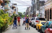 Small Group Santo Domingo Trikke & Bites