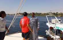Small Group Felucca Boat Cruise & Tour