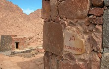 Small Group Egyptian Desert Experience from Dahab