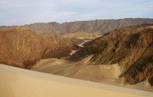 4 x 4 Desert Adventure Safari from Sharm El-Sheikh