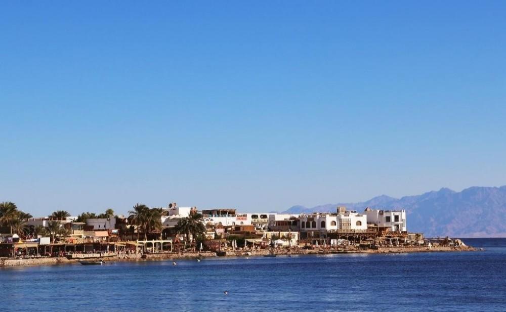 Discover Dahab from Sharm El-Sheikh