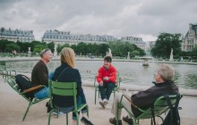 Private Paris Tour: Cheese + Art + Local Life