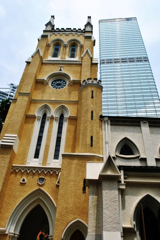 St. John's Cathedral (Hong Kong)