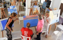 Made In Chania Local Artist Experience