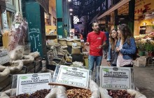 Small Group Made In Thessaloniki Local Markets Tour