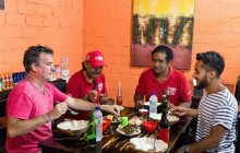 Bali Small Group Local Eat Street Tour