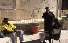 Private Jerusalem: Beyond The Walls