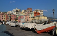 Small Group Boccadasse Experience: Pesto & Gelato!