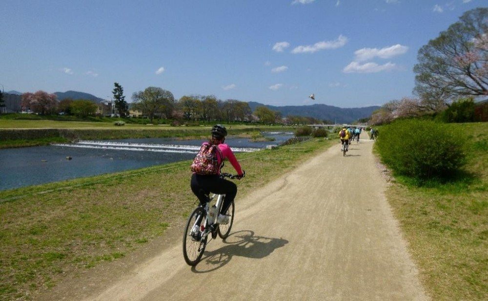 Private Kyoto Cycling Tour