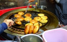 Small Group Street Food Seoul