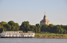 Small Group Bagan Sunset Boat Cruise