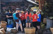 Inle Wonders Cycling + Hot Springs
