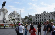 Small Group Lima City Highlights Discovery Tour
