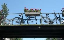 Private Amsterdam 'In The City' Biking Tour