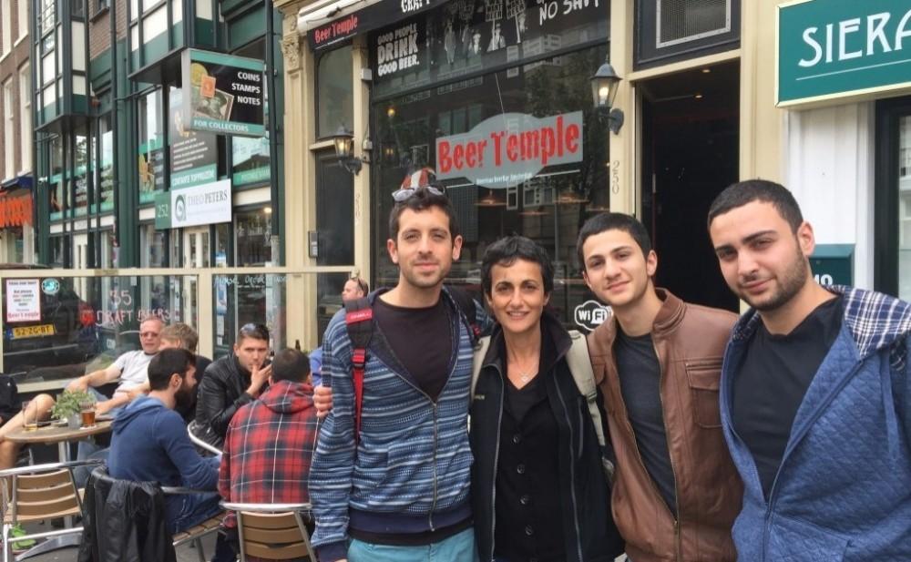 Total Amsterdam Tour: Bikes, Food & Beer