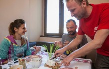 Home Cooked Food Experience in Brasov