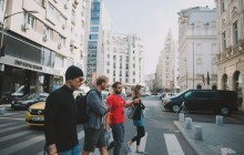 Bucharest Discovery - Small Group Tour