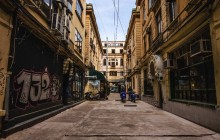 Private Tour: In Focus – Outcast Bucharest