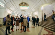Small Group Moscow Underground Tour