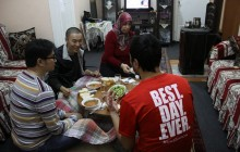 Home Cooked Meal with Istanbul Family