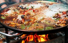 Making Paella: From Market to Mouth!