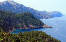 Mallorca from Sky to Sea: Mountains + Hidden Beach Adventure