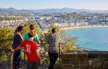 Mysterious Urgull Hill: Window to San Sebastian Walking Tour