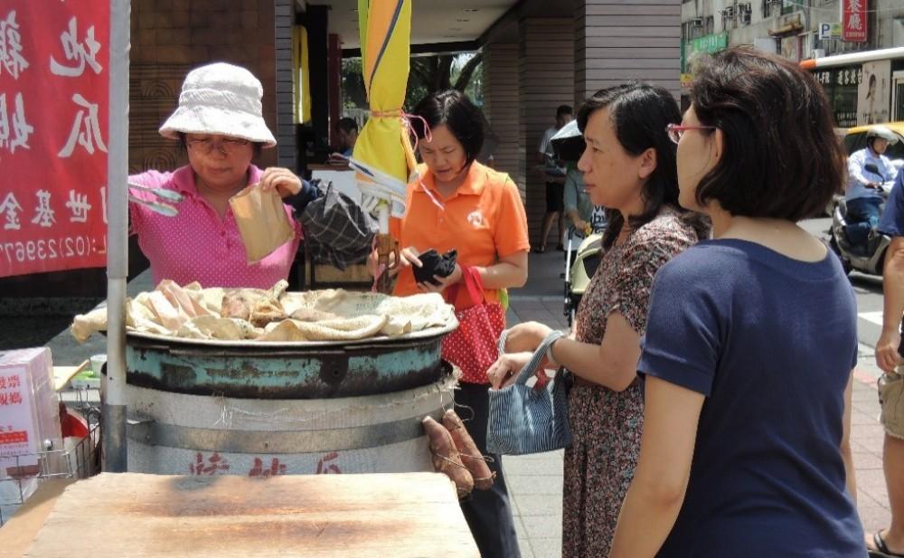 In Focus: Taiwan Sweet Potato Mama Project