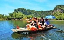 Citadels, Karsts & Cycle Hanoi Adventure