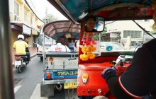 Private Bangkok: Off-Grid Food Adventure