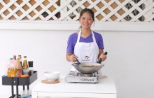 Thai Cookery Class With Courageous Kitchen